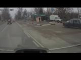 Телега vs авто ДТП в Неёлово (Псков).