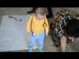 первые шаги моего сыночка # тұсау кесу