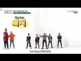 BAMBOO рус.саб 110117 BIGBANG на шоу Weekly Idol. Эпизод 285