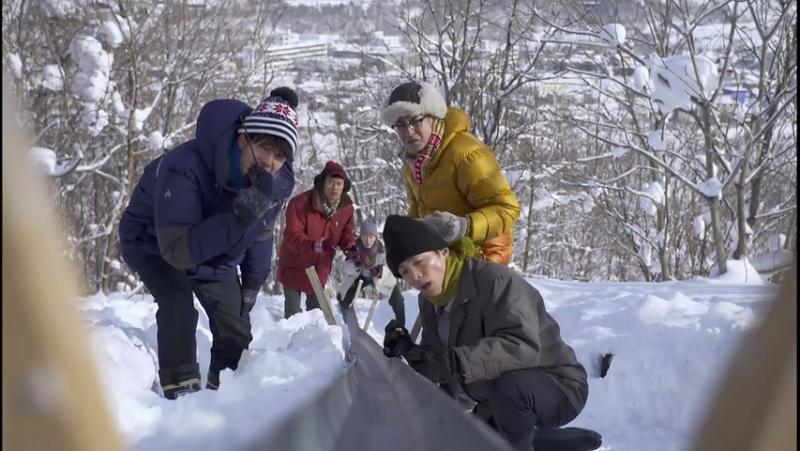 [озвучка AniVis Group] Неуклюжие помощники / Fuben na Benriya (10 серия)