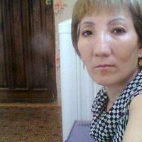 Анкета Ольга Агальцова
