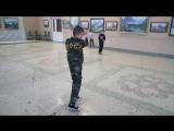 Боевая гимнастика и акробатика