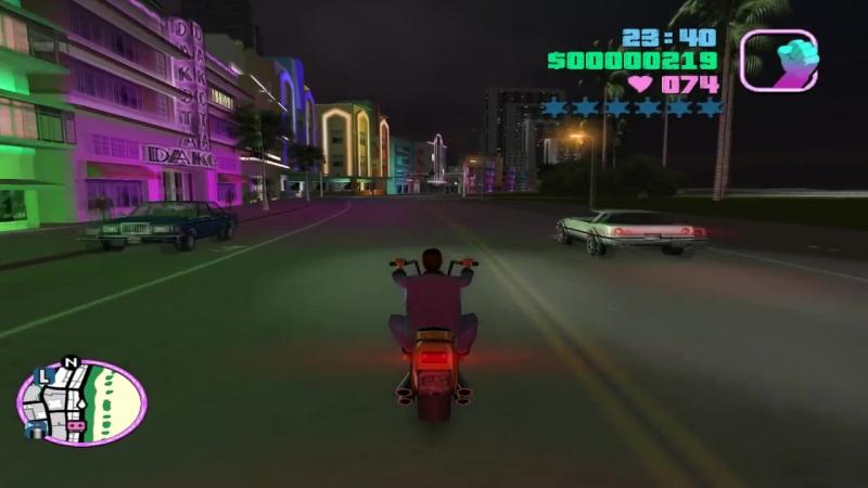 GTA Vice City на Impression ImPad W1001