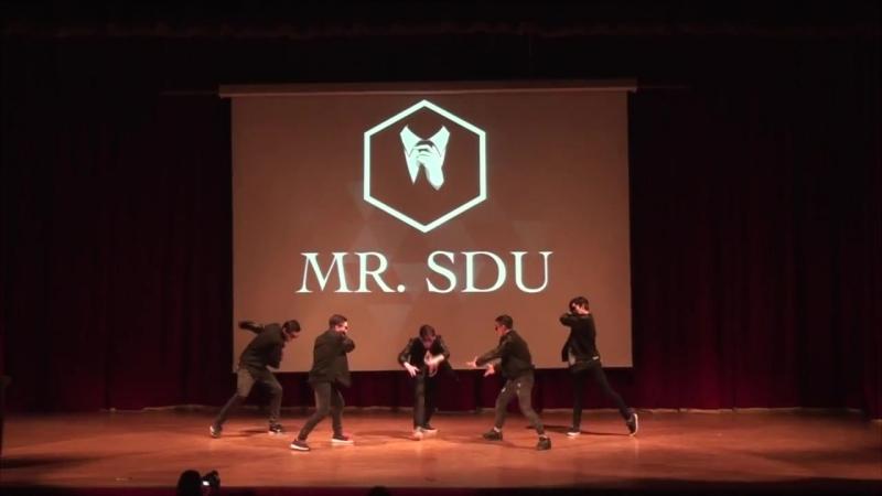 MMDANCE - Mr.SDU 2016