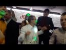 Танец на свадьбе Любы и Кирилла