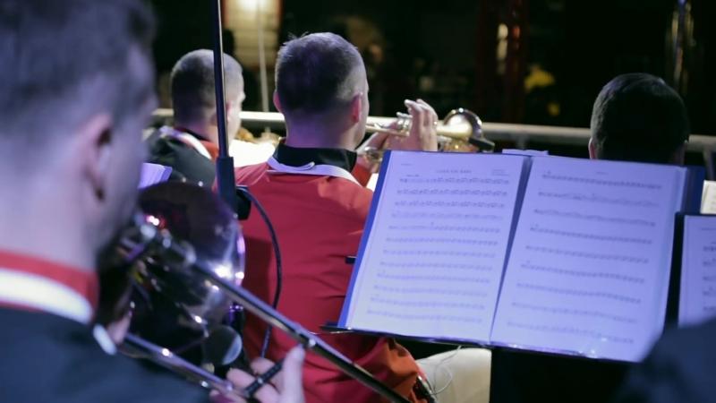 Pravda orchestra. lviv beer theatre.Frank Sinatra - I Love You Baby