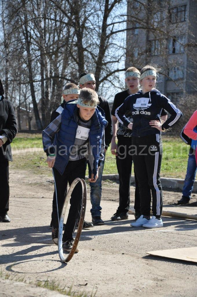 Гагаринские старты: укрощение кубаря