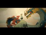Короткометражный мультфильм «Два дракона»