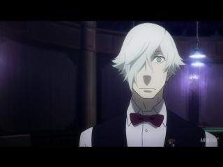 Death Billiards / Смертельный бильярд / Посмертный пул [Demetra EneerGy] [AniMedia.TV]