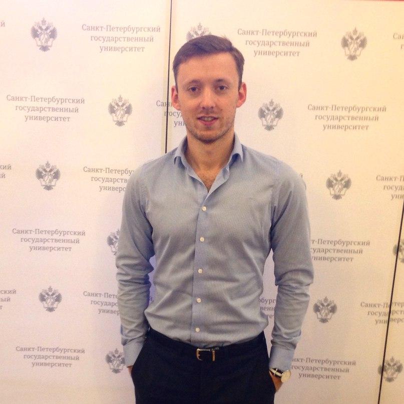 Сергей Пахнюк   Санкт-Петербург