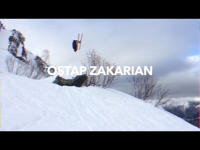 2015-2016 Ski season. Ostap Zakarian.