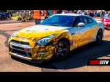 Nissan GT-R 1500 hp (KING OF DRAG)