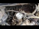 Форд Транзит 2.5 тди переделанный на механику тнвд VE настройка надув 1.3 бара разго...