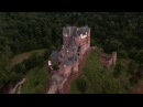 Castle Burg Eltz Hatzenport DJI Phantom 3 Pro 4K UHD