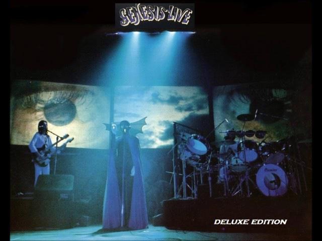 Genesis Live Deluxe Edition 1972-1973 by ProgRockDock.com