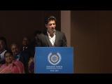 DAIS GC2016 - Shah Rukh Khan Speech