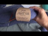 безрукавка спицами   свитер спицами blue alpaca (часть 2)