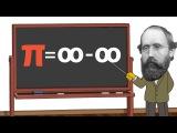 Riemann's paradox pi = infinity minus infinity