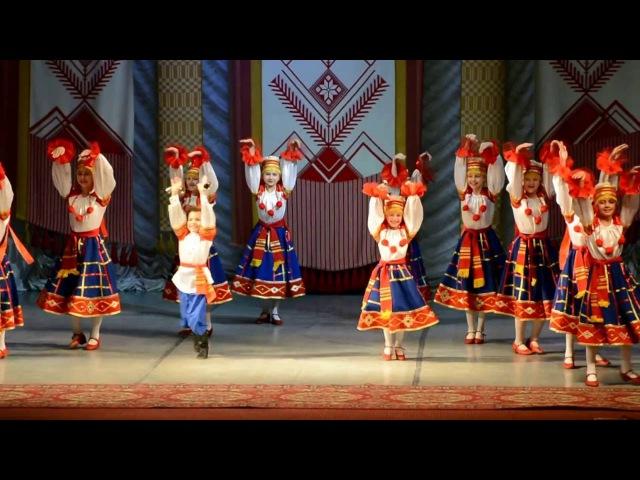 Ансамбль Лебедушки - танец
