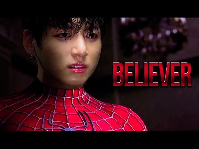 Taekook | believer (SUPERHERO AU)