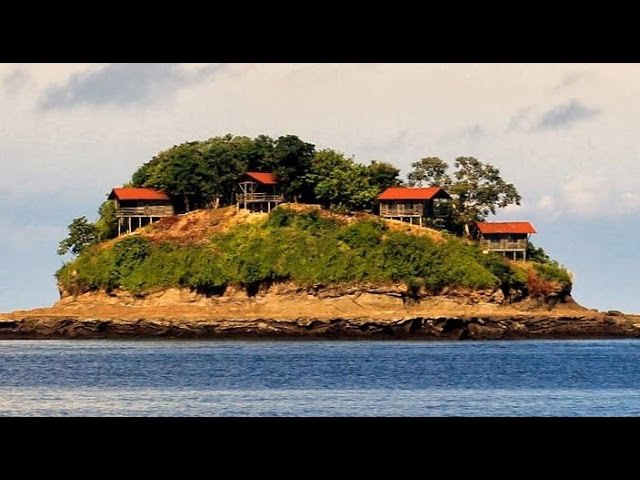 Райские места на планете Жемчужные острова Панама Остаться в живых