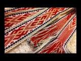 Плетение пояса