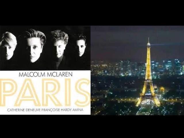 Malcolm McLaren Paris CD 1