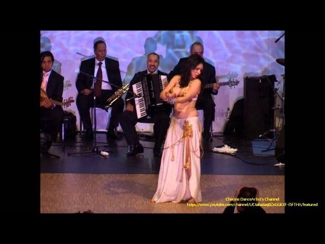 Dina, Tabla solo, germany, 2006. الراقصة دينا