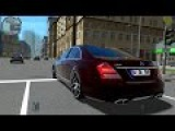 City Car Driving 1.5.0 Mercedes-Benz S65 AMG  TrackIR 4 Pro 1080P