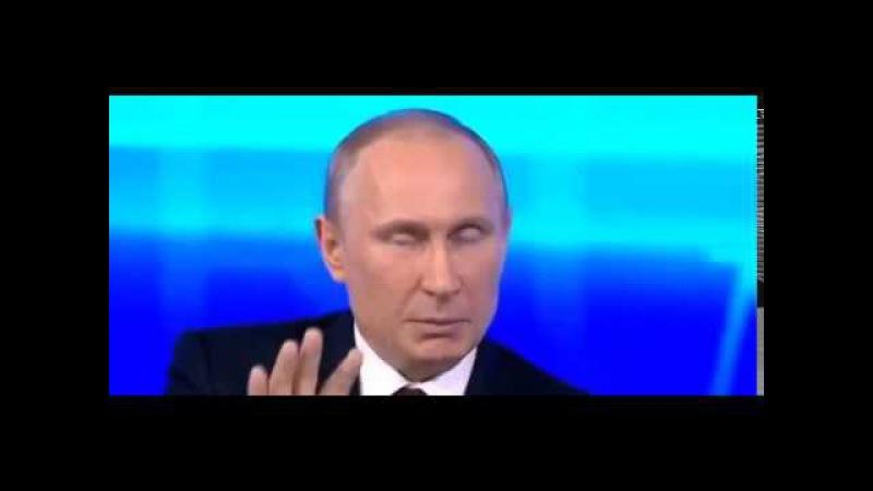 Путин хунте вы что обалдели против кого вы танки и пушки гоните