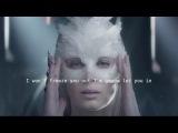 Sia - Freeze You Out LYRICS  The Huntsman - Winter's War (2016) HD