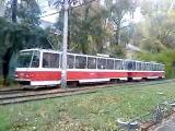 Трамвай Tatra T6B5 №1009/1010