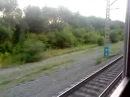 Прибытие поезда на ст. Безенчук