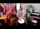 Уроки игры на джембе 5 Африканские ритмы