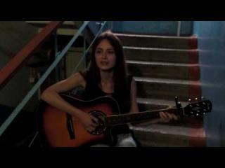 Арина Подгорная - Наши письма (Амели на Мели cover) Прекрасная девушка! Ангельский голос!