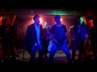 Синдром Котара - Спиной к ветру (концерт в клубе Барвы Киев)