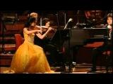 Vanessa Mae - at the Birmingham Symphony Hall 1997 - Classical Violinist.