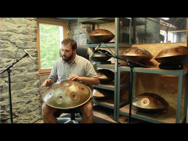 KOAN - Handpan Magic voyage demonstrated by David Charrier