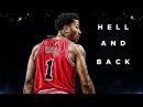 Derrick Rose Motivational Mix - Hell and Back ᴴᴰ