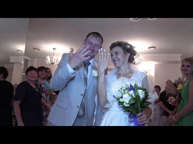 Свадьба Александра и Марии.Алексин.2016 год.