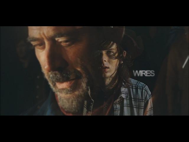 Wires | carl negan