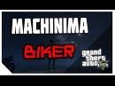 GTA 5 biker [Rockstar Editor Cinematic] Machinima