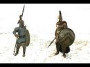 ✞ Поединок ✞ Воин Чингисхана против Леонид Спарта ✞