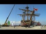 Чёрные паруса - Как строился Бегемот / Black Sails - Building the Behemoth (2014, сериал)