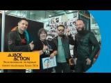Jack Action. Эксклюзивное интервью Рок-Порталу EQ (NAMM Musikmesse 18.09.16)