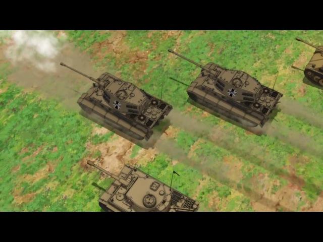 Girls und Panzer 11 [Shina Tinko]