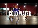 COLD WATER - Major Lazer Ft. Justin Bieber | Kyle Hanagami Choreography