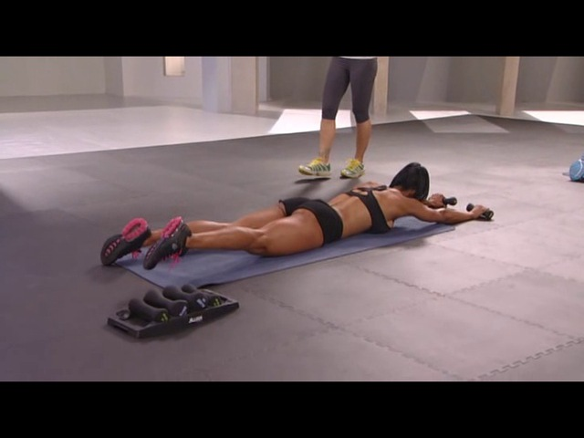 Jillian Michaels - Killer Buns Thighs - Level 1
