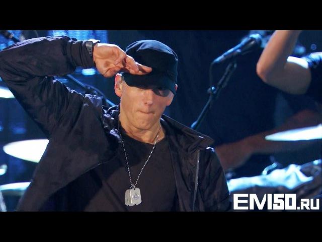 Eminem - The Monster, Guts Over Fear, Not Afraid, Lose Yourself The Concert for Valor 2014 (em50.ru)