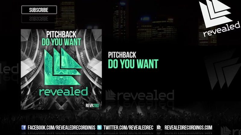 [Preview] Pitchback - Do You Want [REVEALED]
